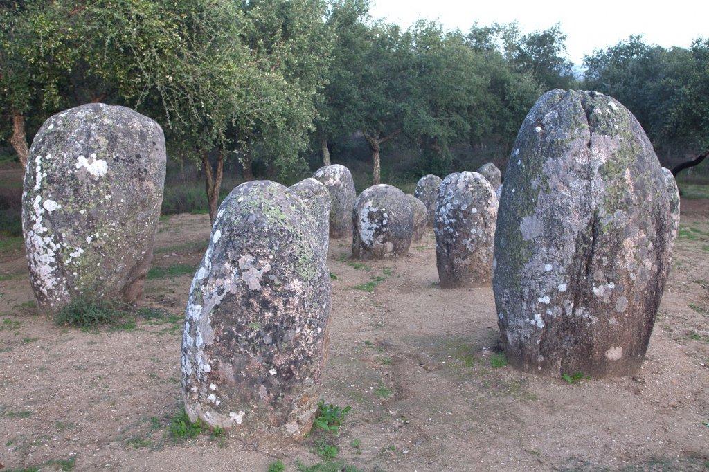 Megalítico dos Almendres